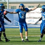 Victoire des Carabins contre St-Mary's